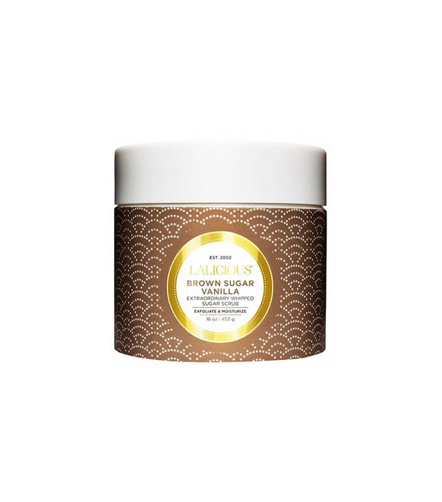 LaLicious Extraordinary Whipped Brown Sugar Vanilla Sugar Scrub