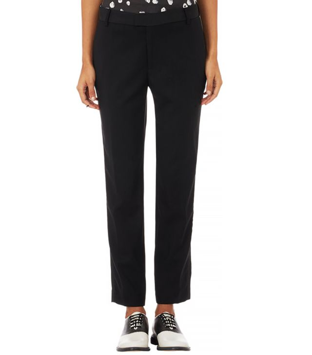Band Of Outsiders Worsted Tuxedo Trousers