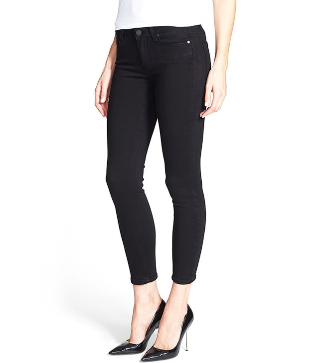 Paige Denim Verdugo Crop Skinny Jeans