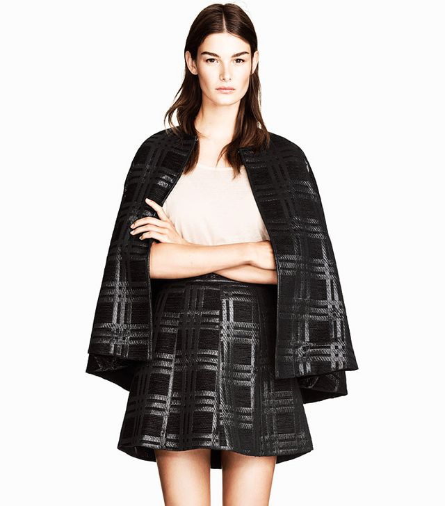 H&M Textured Cape