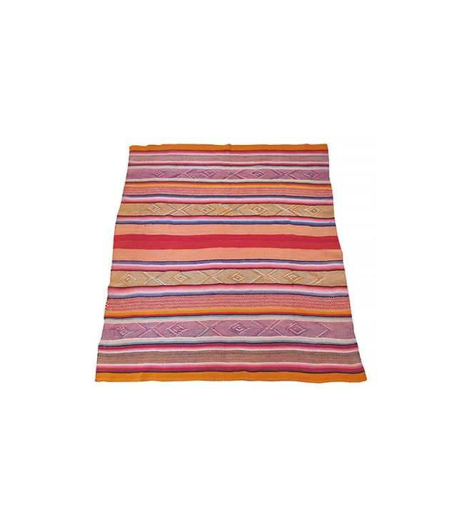 Shoppe by Amber Interiors Peruvian Frazada Blanket
