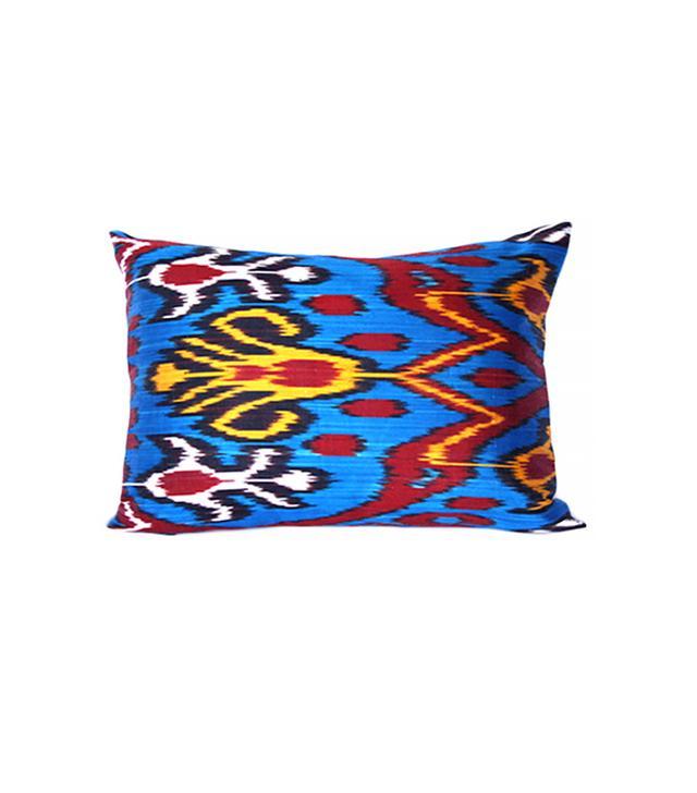 L'Aviva Home Iryna Ikat Pillow
