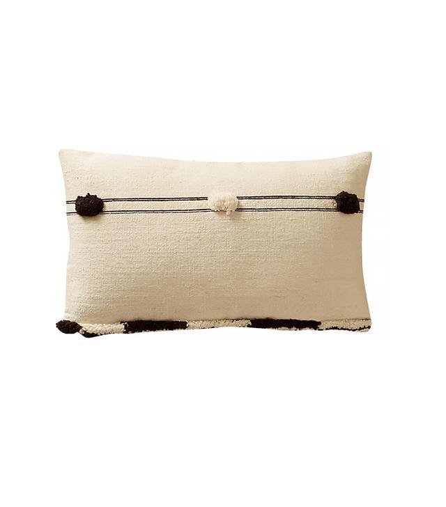 Restoration Hardware Moroccan Wool Lumbar Pillow