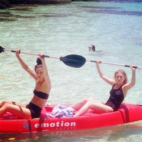 Instagram Photos Mary-Kate Ashley Olsen Twins