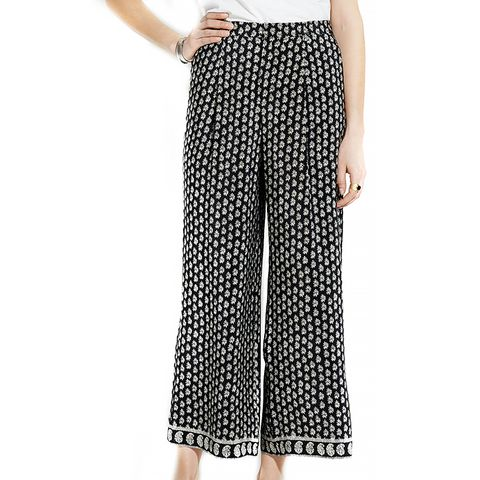 Silk Hester Trousers