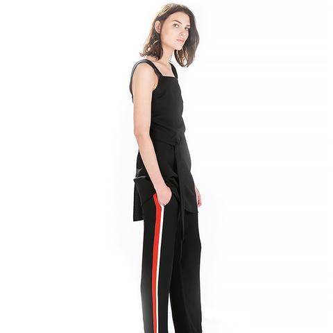 Pajama-Style Trousers