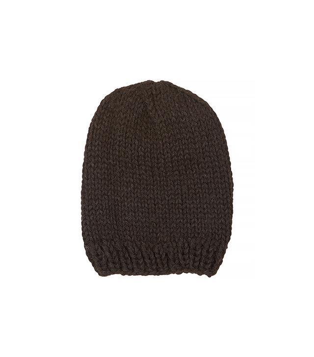 Anna Kula Knit Slouchy Hat