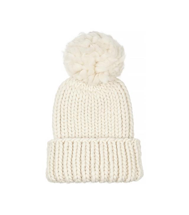 Eugenia Kim Rain Chunky-Knit Wool Beanie