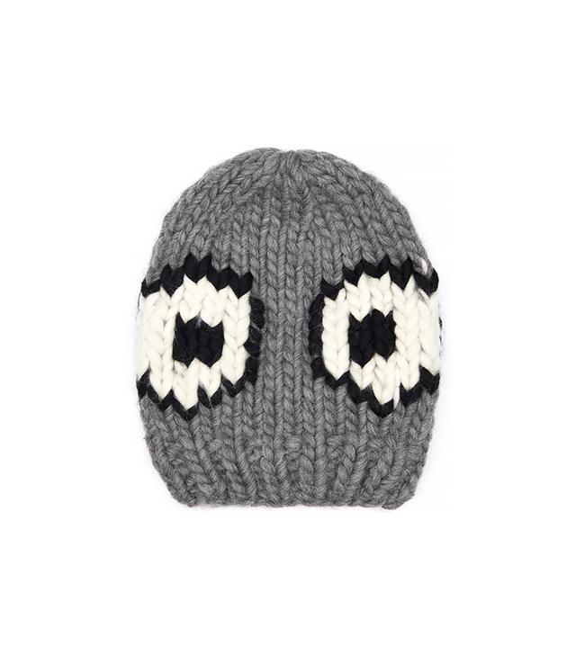 Giles Chunky-Knit Wool Beanie