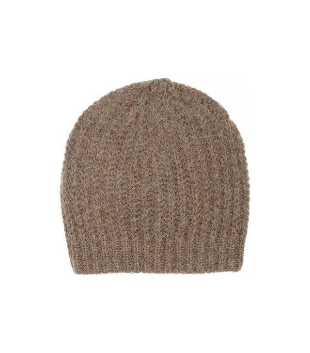 Etoile Isabel Marant Roy Ribbed-Knit Beanie