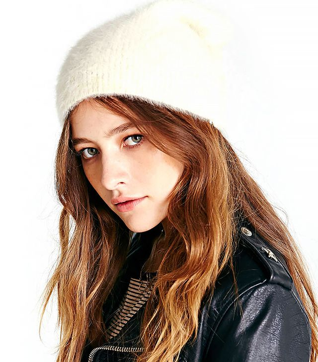 Urban Outfitters Fuzzy Beanie