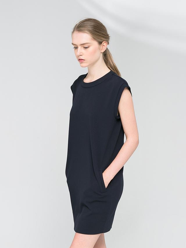 Mango Welt Pocket Dress