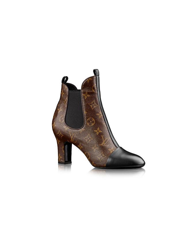 Louis Vuitton Revival Ankle Boots