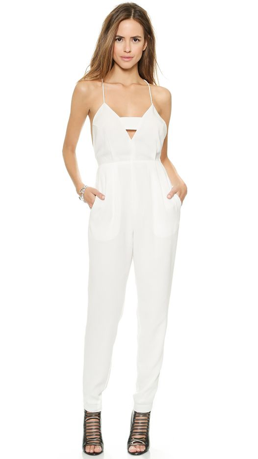 findersKEEPERS Midnight Jumpsuit