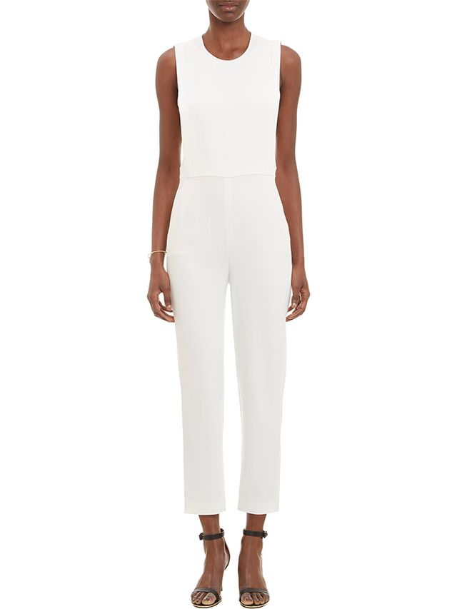 Theory Sleeveless Remaline Jumpsuit
