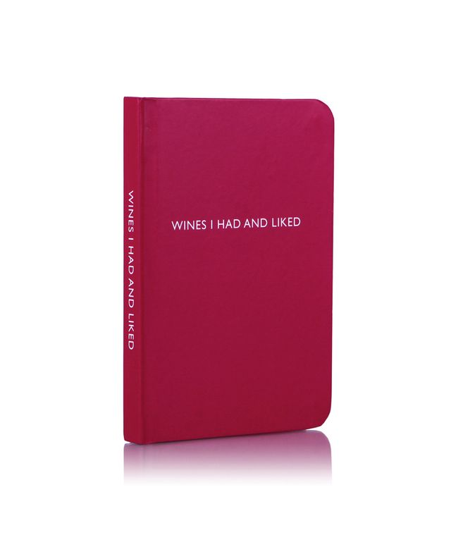 Archie Grand Wines I Had and Liked Notebook