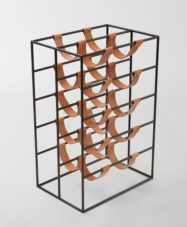 MARCH Worktable Accessory Wine Rack