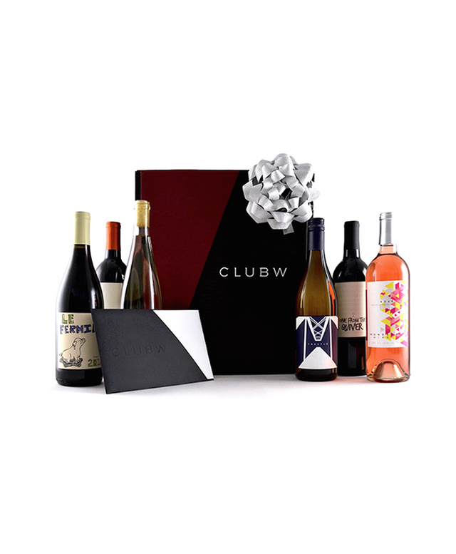 Club W Personalized Monthly Wine Membership