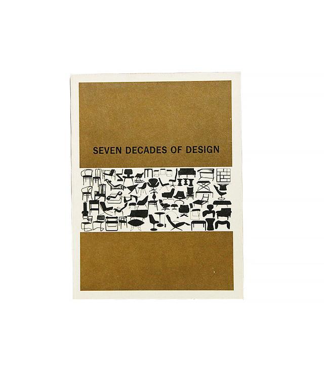 Etsy Seven Decades of Design Book