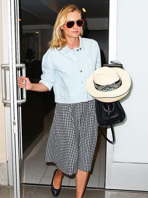 From Kate Bosworth to Gwyneth Paltrow, 20 Airport Outfit Ideas