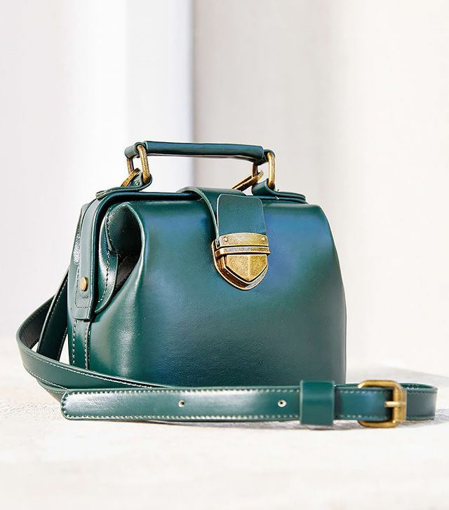 Cooperative Structured Mini Crossbody Bag