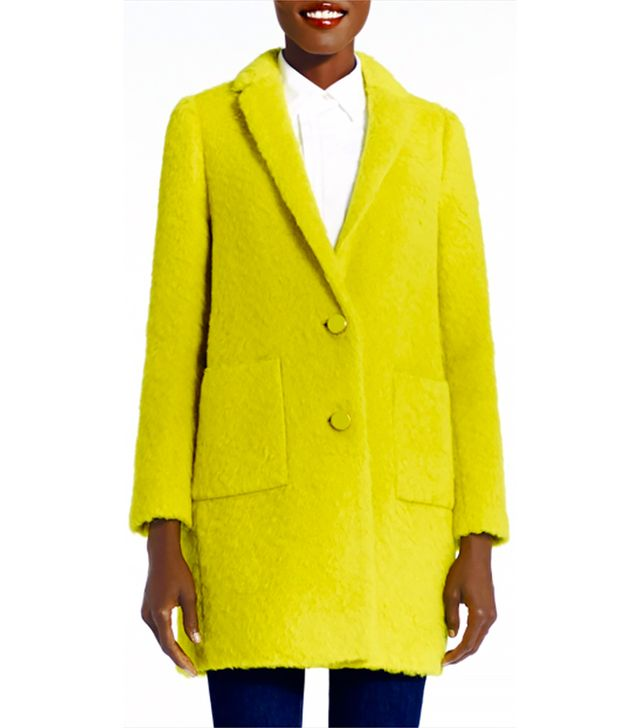 Kate Spade Madison Ave Collection Octavia Coat