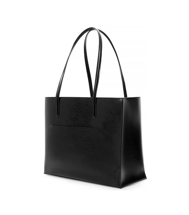 Zara Shopper Bag with Pocket