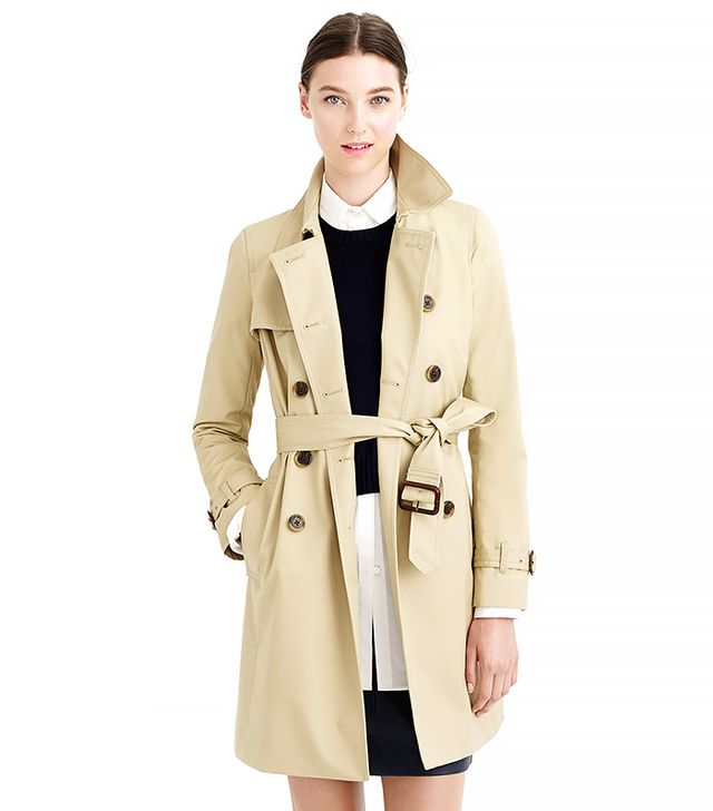 J. Crew Collection Icon Trench