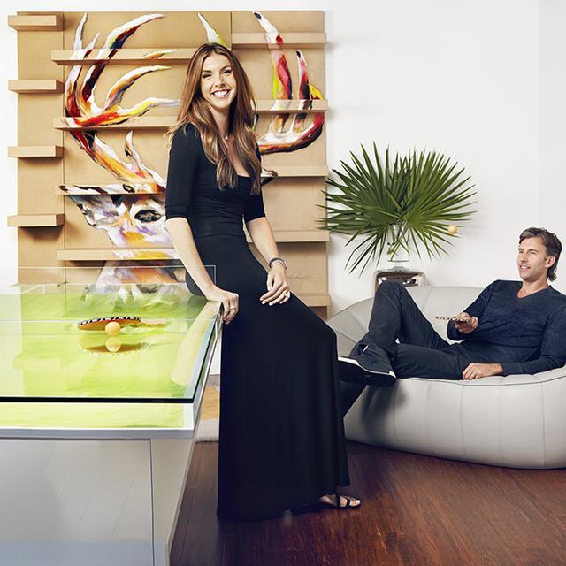 Home Tour: A Fashion Publicist's Sleek Modern Renovation