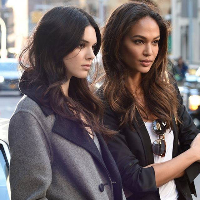 Joan Smalls Interviews Kendall Jenner—Selfie Tips are Shared