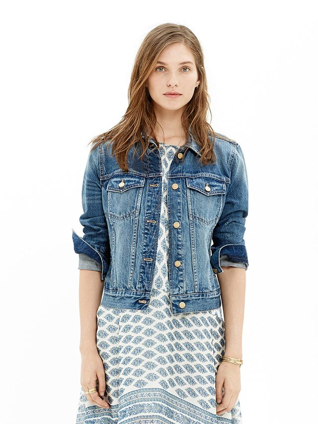 Madewell The Jean Jacket