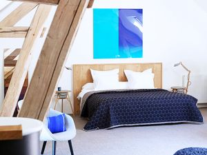 Shop the Room: A Modern Attic Bedroom