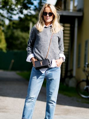 Tip of the Day: How to Dress Up a Basic Sweater
