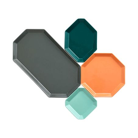 CB2 Intermix Dinnerware
