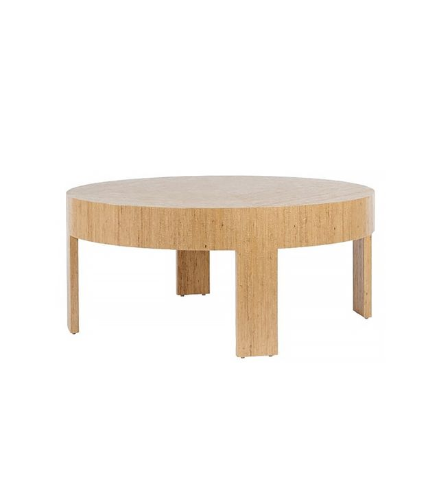 Lillian August Round Cocktail Table