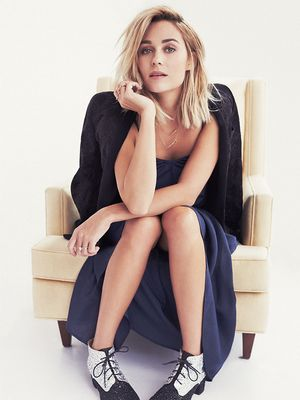 Exclusive: Lauren Conrad's Cool-Girl Guide to Holiday Dressing