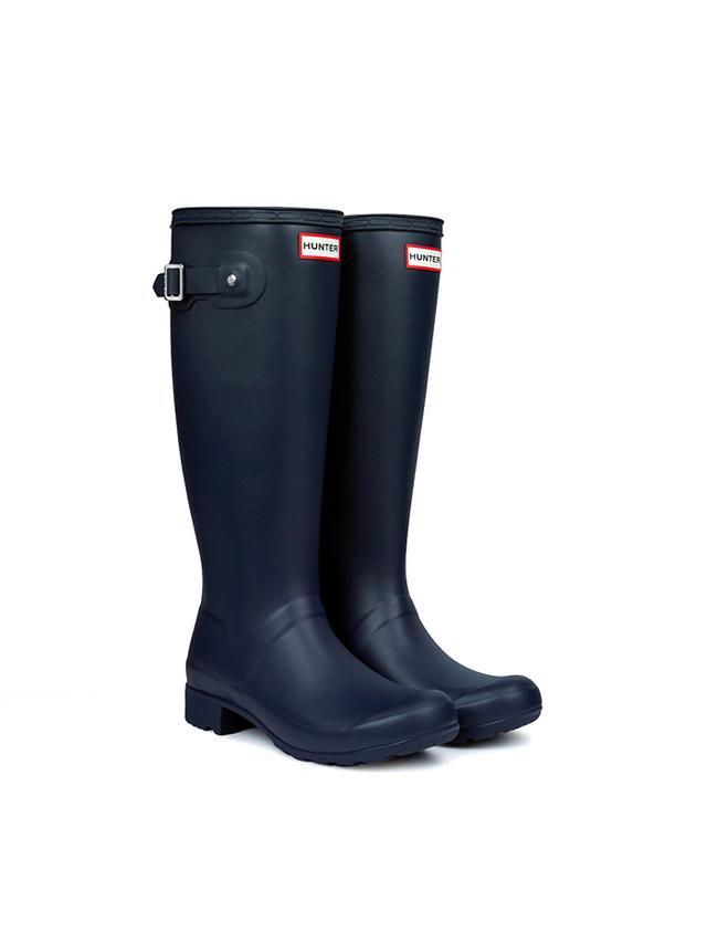 Hunter Original Packable Tour Rain Boots