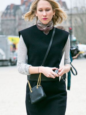 Would You Wear It? The Skirts-Over-Pants Trend