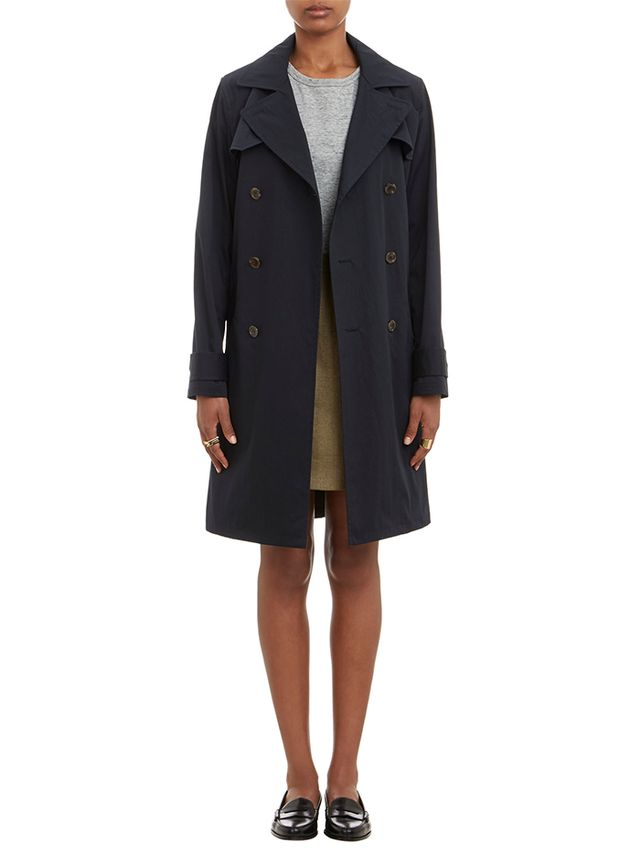 A.P.C. Rebecca Trench Coat