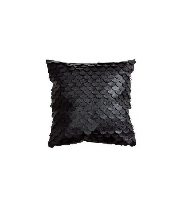 H&M Home Leather Pillow