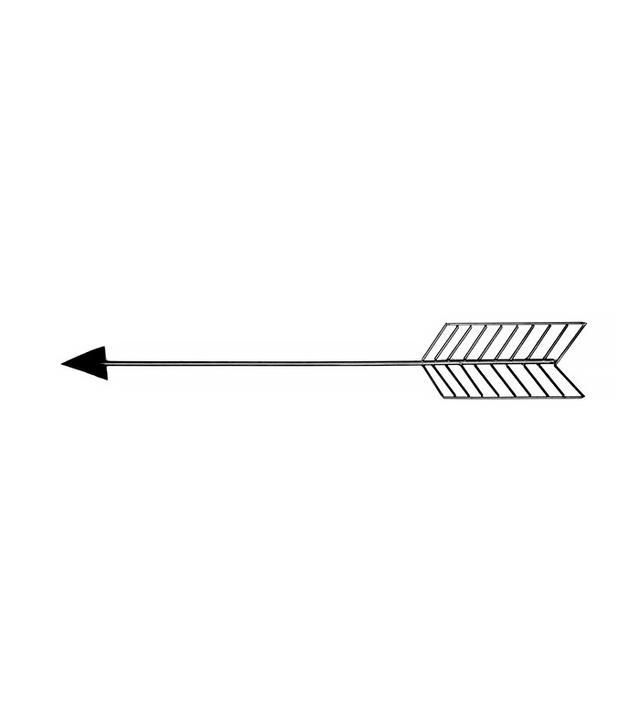 Bend Goods Wall Arrow