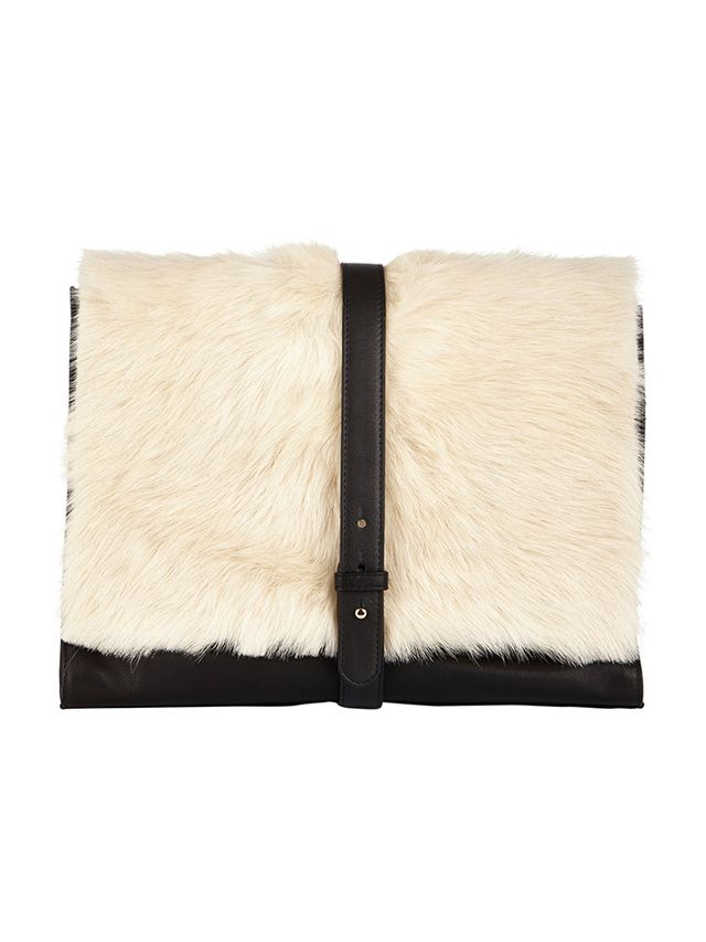 Little Liffner Wild Thing Oversize Foldover Clutch