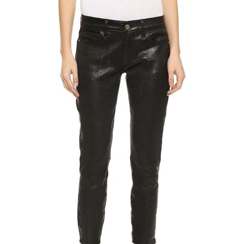 Le Garcon Leather Pants