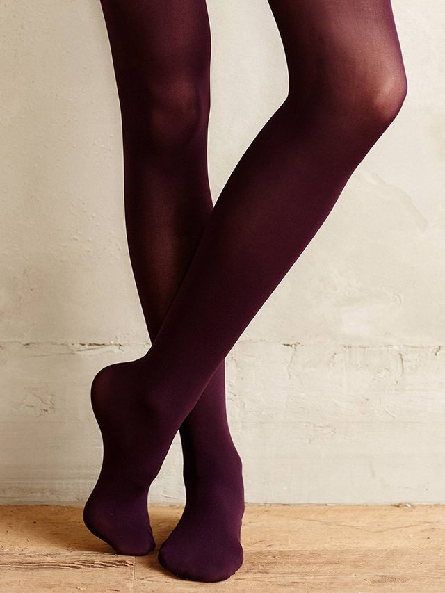 Pure + Good Opaque Tights