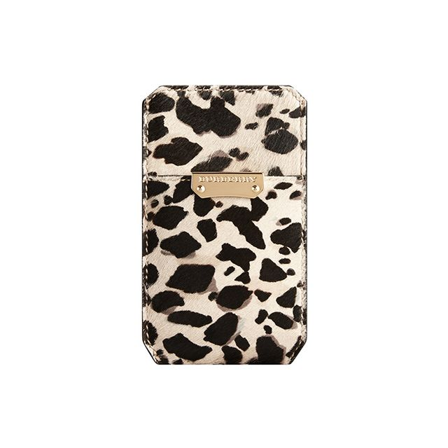Burberry Animal Print Pony Skin iPhone 5/5s Case