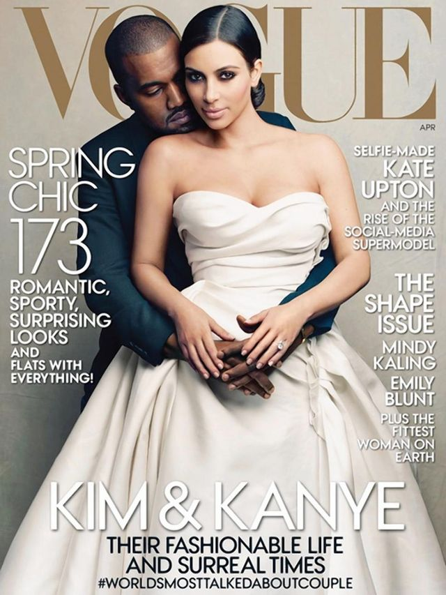 Anna Wintour's First Public Statement on the KimYe Cover