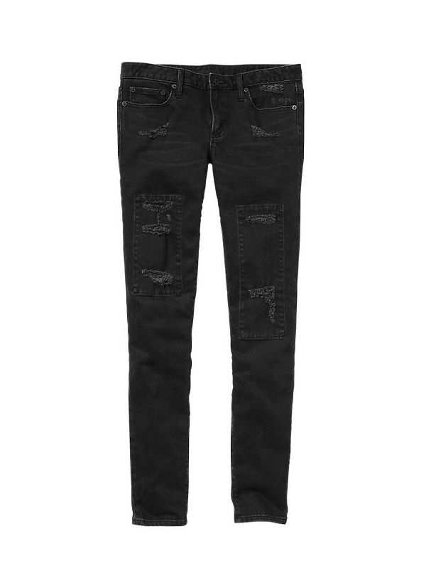 Gap 1969 Destroyed Always Skinny Jeans