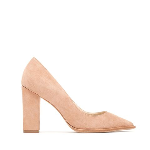 Remy Block Heel Pumps