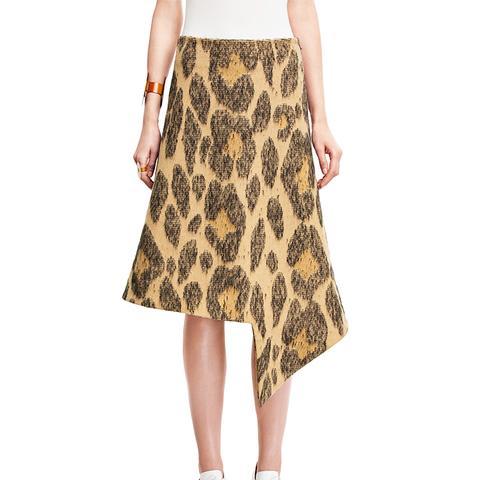 Katrin Leopard Skirt