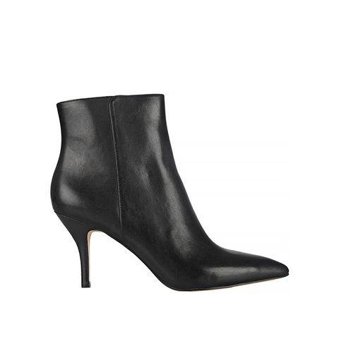 Harrison Leather Ankle Boots